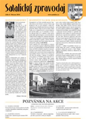 Satalický zpravodaj č. 6/2016