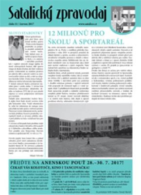 Satalický zpravodaj č. 11/2017