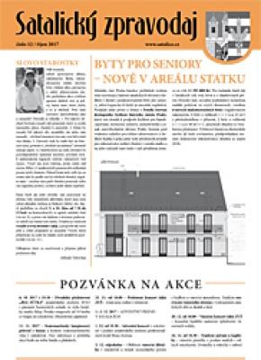 Satalický zpravodaj č. 12/2017