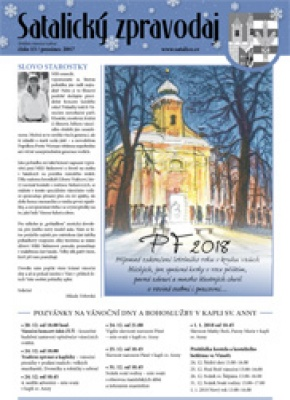 Satalický zpravodaj č. 13/2017