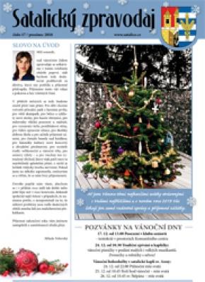 Satalický zpravodaj č. 17/2018