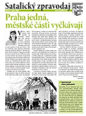 Satalický zpravodaj č. 1/2015