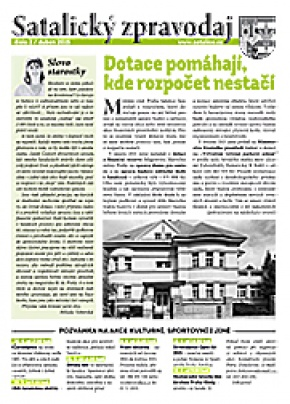 Satalický zpravodaj č.2/2015