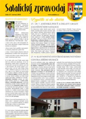 Satalický zpravodaj č. 15/2018