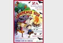 Čarodějnice v Satalicích, 30. dubna od 17h na skautském hřišti u MŠ. Více informací naleznete v pozvánce