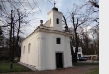 KAPLE SV. ANNY – nemovitá kulturní památka od 3.5.1958
