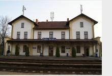 Budova nádraží – nemovitá kulturní památka 24.5.2002