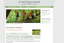 Lesní školka a lesní družina Satalický pramínek