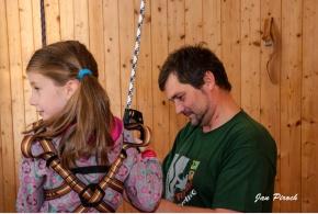 Satalice Climbing Opening aneb lezecký den na satalické stěně
