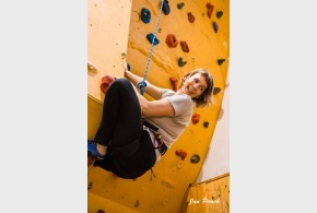 Foto z Satalice Climbing Opening 12.11.2016