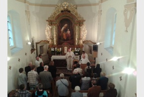 Satalické oslavy 20. 9. 2014