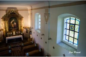 Noc kostelů 2017 - kaple sv. Anny