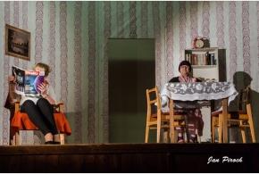 """Divadelní představení """"Poslední šance"""" konané 16. 3. 2018"""