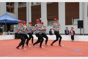 Fotografie z 1. velké letní sportovní akce dne 21.6.2014 ve Sportareálu Satalice