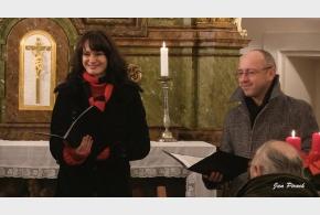 Vánoční koncerty v kapli sv. Anny 14.12.2013