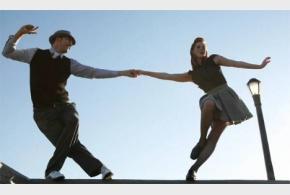 Swingová tančírna