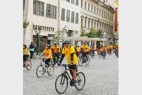 Pražské cyklozvonění - 21. září