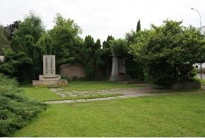 Pomníky obětem světových válek