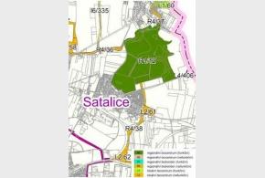 Mezioborová studie revitalizace území - přírodní park k Radonicům