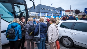 Výlet s klubem seniorů - květen 2019